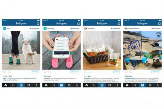 Instagram Joins Facebook and Twitter in Naming Vendor Partners