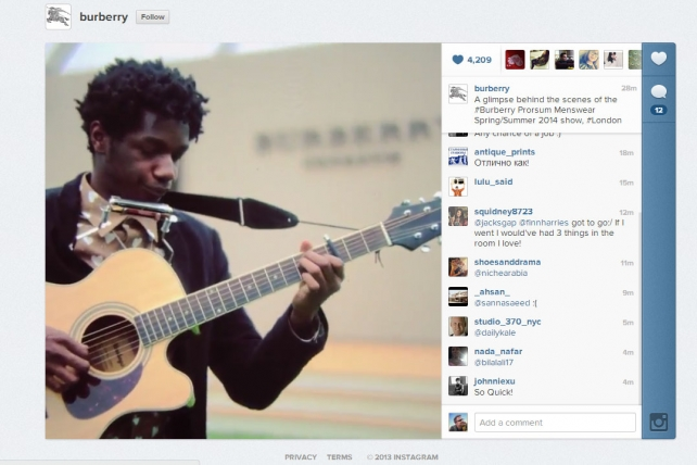 Meet the First Brands On Instagram Video