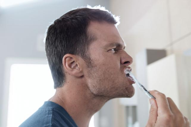 Just How Epic Are Tom Brady's Moves? Intel's Super Bowl Spot Has the Answer