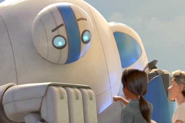 Intuit Gets Animated in Pixar-Style Super Bowl Ad