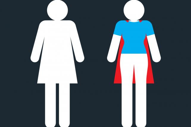 B-to-B Software Company Makes You Rethink Global Symbol for Women