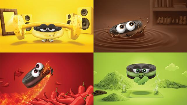 Kraft Heinz' new cookie brand Jif Jaf just launched in China
