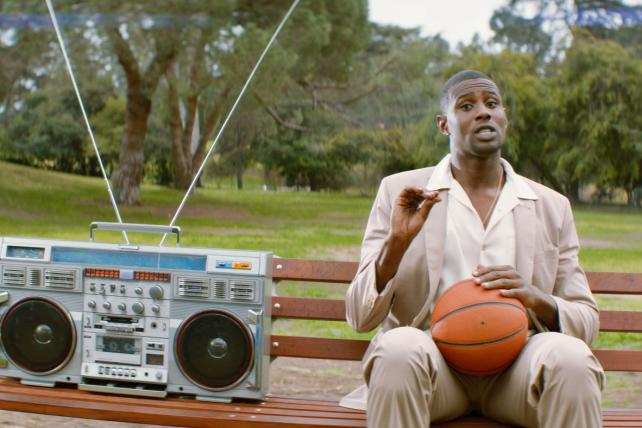ESPN tips off new global brand campaign with Droga5