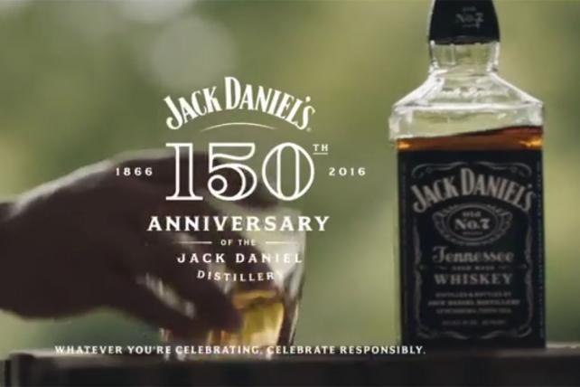 Jack Daniel's 150th Distillery Anniversary 3x2