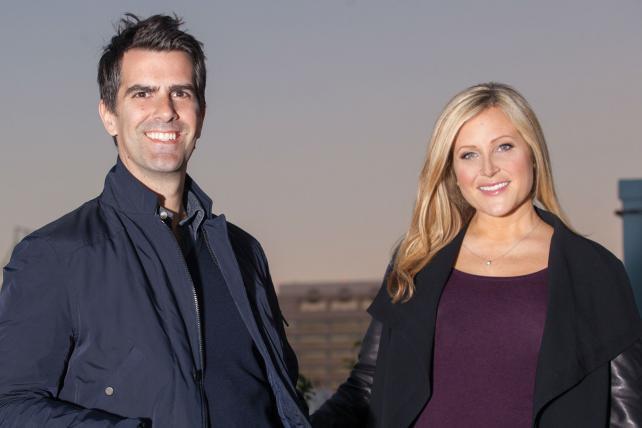 Jason Gaboriau and Zihla Salinas