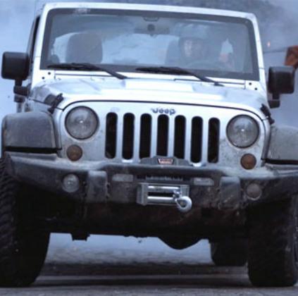 Jeep Introduces Call Of Duty: Modern Warfare Wrangler | News   Ad Age