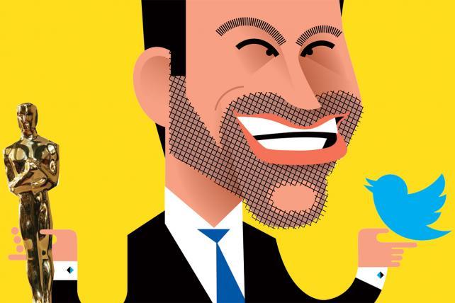 Q&AA: Jimmy Kimmel, master of TV's ceremonies