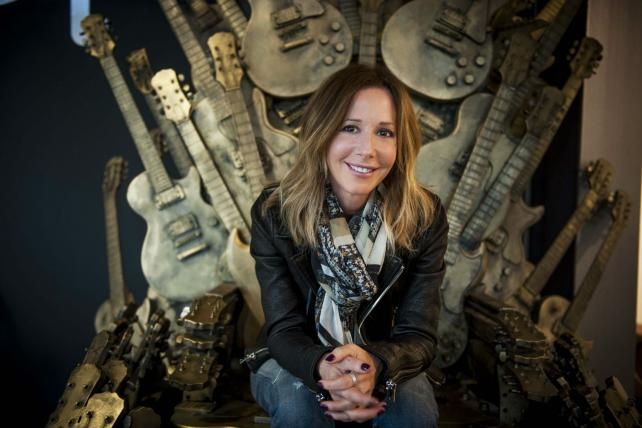 Universal Music Publishing Group CEO and Chairman Jody Gerson