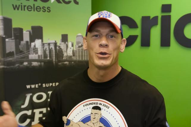 Real-Life Adaptation of John Cena Meme Tops Viral Video Chart