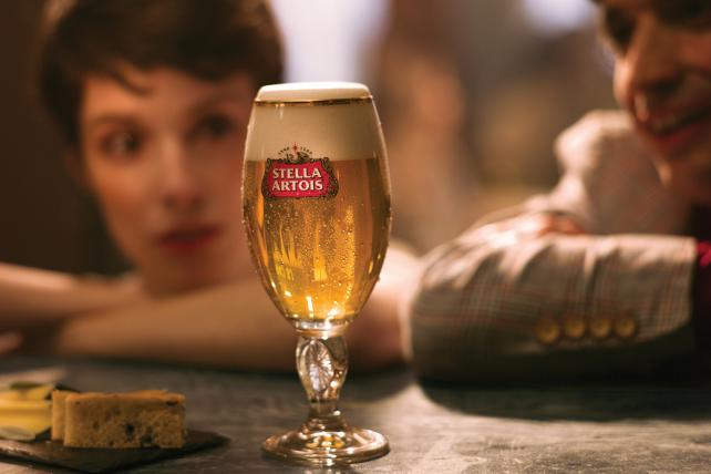 Put down that phone and pick up a beer: Stella campaign urges 'Joie de Biere'
