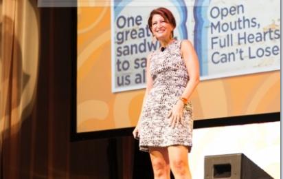 Kraft Director-Data, Content and Media Julie Fleischer