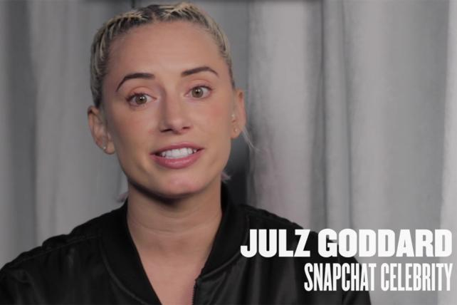 Video: Snapchat Star Julz Goddard on How Brands Can Better Leverage the Platform