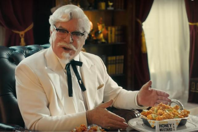 Thursday Wake-Up Call: Wieden & Kennedy gets a finger-lickin' win, plus other news to know today