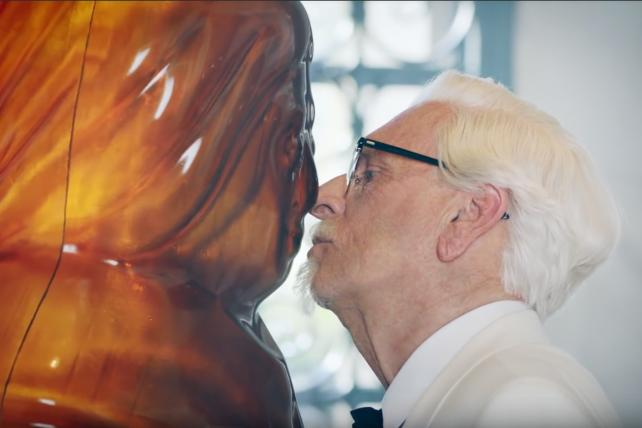 Watch the newest commercials on TV from KFC, Uber Eats, Bud Light and more