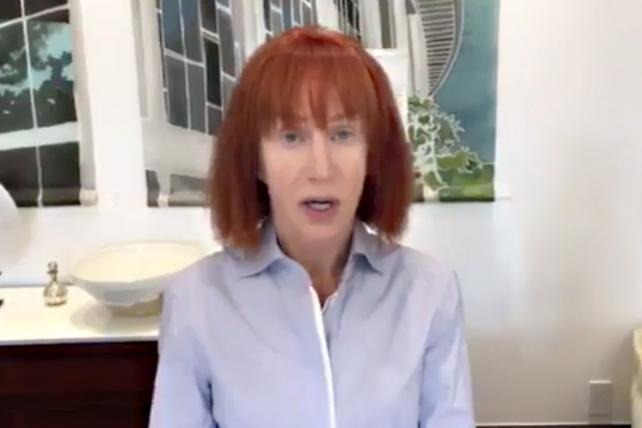 Kathy Griffin Loses CNN New Year's Eve Show and Squatty Potty Deal