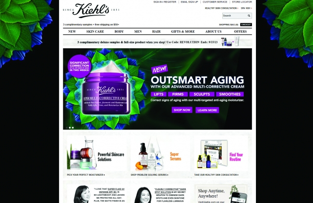 L'Oreal Attacks Fast-Growing E-Commerce Space