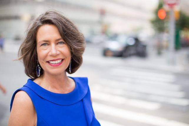 Newly minted Omnicom Public Relations Group CEO Karen van Bergen