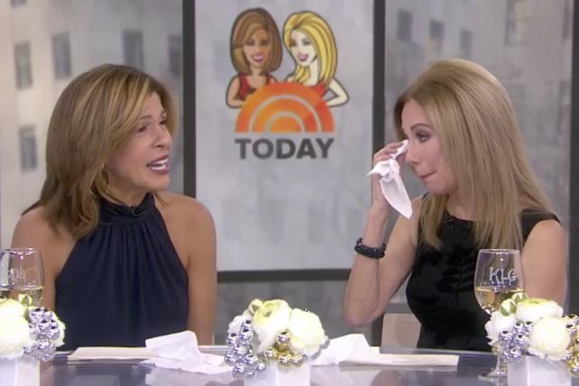 Bye, Kathie Lee Gifford. Plus, key moments from the Google hearing: Wednesday Wake-Up Call