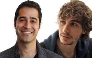 Kayvon Beykpour and Joe Bernstein