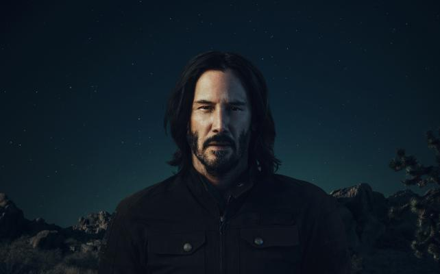 Keanu Reeves uses Squarespace for his motorcycle business, according to the company.