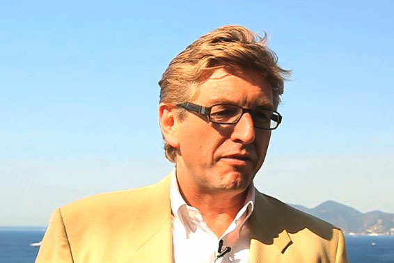 Unilever CMO Keith Weed at Cannes: Fighting Fragmentation with Creativity