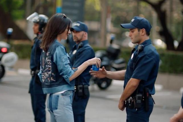Pepsi's Kendall Jenner ad that was pulled amid criticism