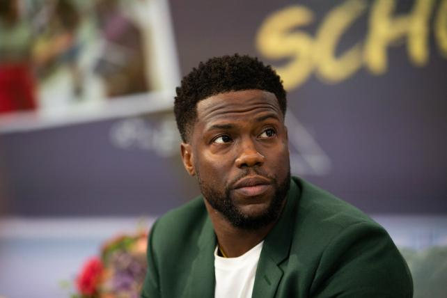Kevin Hart drops out of hosting the Oscars: Friday Wake-Up Call