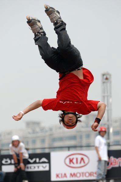 Kia X Games Asia Return to Shanghai