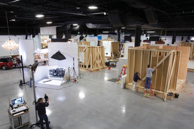 Kohler's studio
