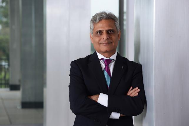 Ford CMO Kumar Galhotra