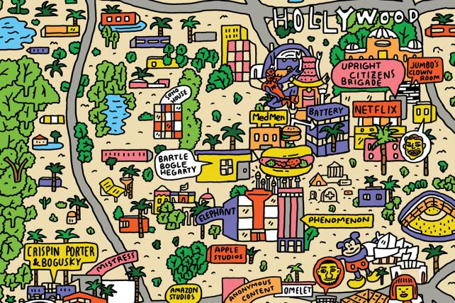 City Spotlight: L.A. isn't just an entertainment town