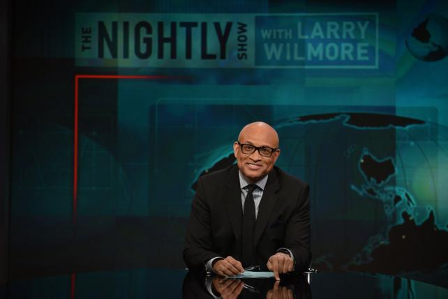 'The Nightly Show with Larry Wilmore'