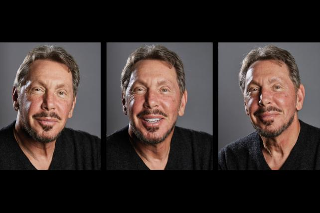 Hey, CMO: Larry Ellison and Oracle Want Your Business