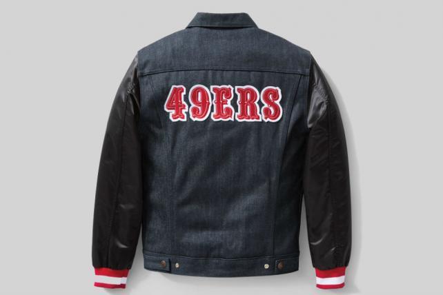Levi's 49ers Jacket
