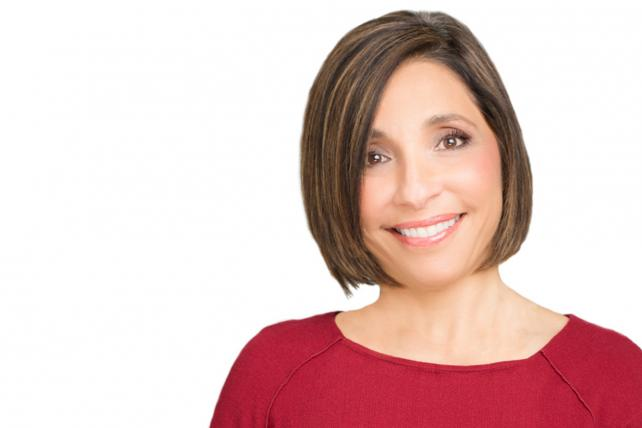 NBCU's chairman of advertising and client partnerships, Linda Yaccarino.