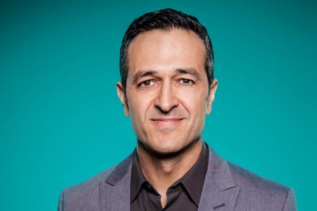 Wondery CEO Hernan Lopez