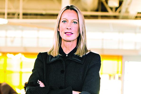 CP&B Global CEO Lori Senecal.