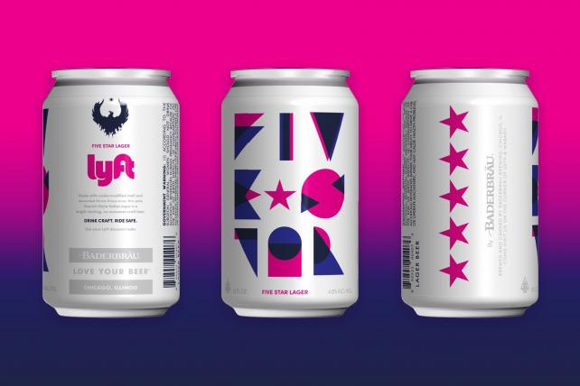 Marketer's Brief: Craft Brewer Revs Up Lyft-branded Beer