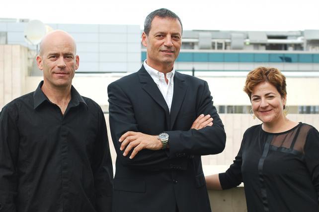 Tzun Golan, Alon Hochdorf and Anat Ben-Natan