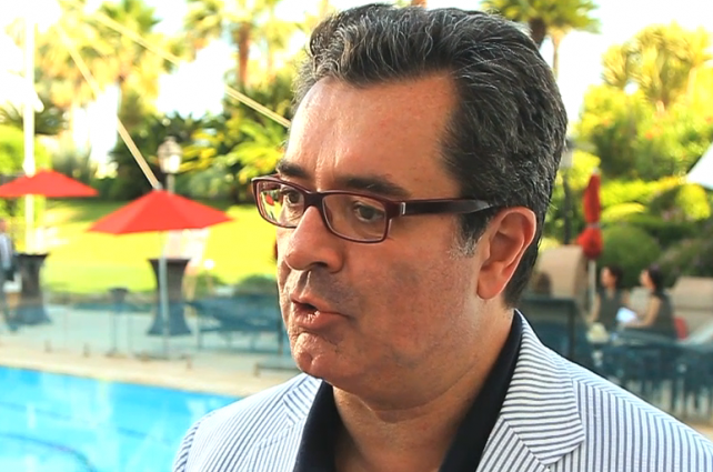 What Creativity Means in Media: Cannes Video With OMD CEO Mainardo de Nardis