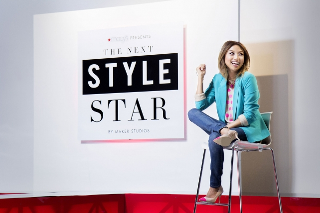 'The Next Style Star' host Jeannie Mai