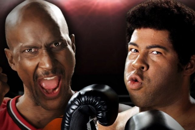 Comedians Key and Peele go to war on Maker Studios' Epic Rap Battles of History