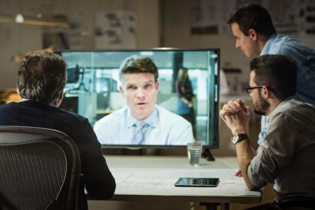 Men speak 92 percent of the time on corporate earnings calls, study finds