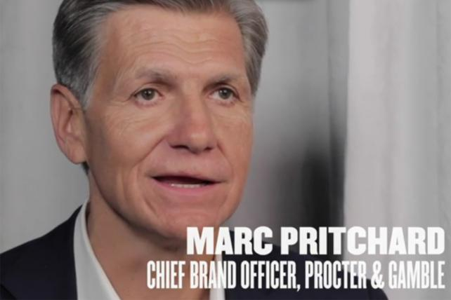 P&G's Pritchard to Agencies: Your Complexity Not Our Problem