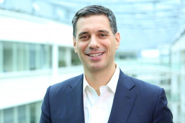 Marc Speichert, chief digital officer of GSK Consumer Healthcare
