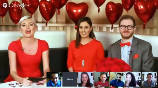 Marie Claire Goes Low-Budget with Live Valentine's Day Game Show