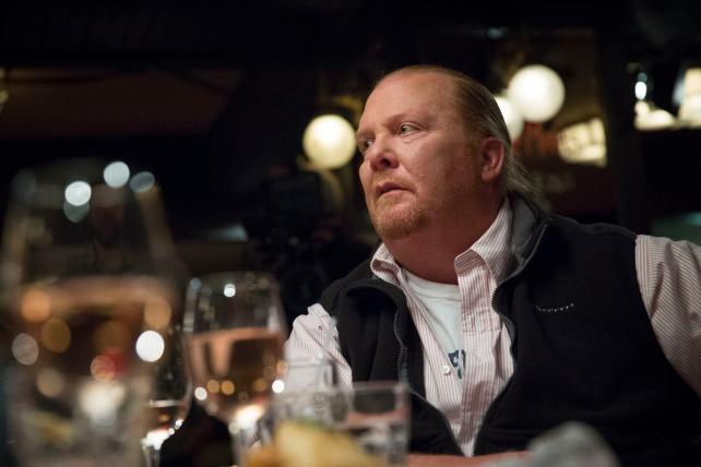 Celebrity chef Mario Batali cuts ties with all his restaurants
