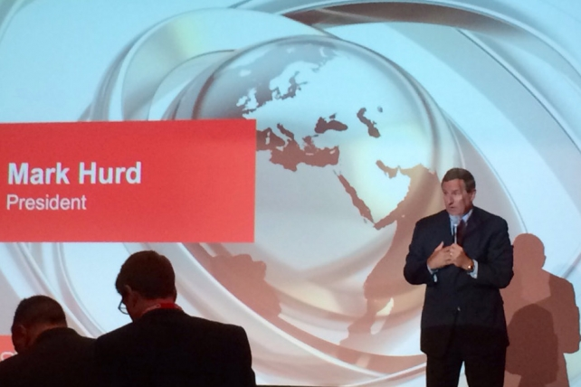 Oracle President Mark Hurd: Marketing Cloud Now a Big Business for Us