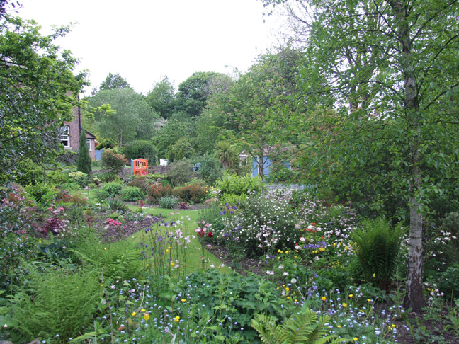 Design and the Garden