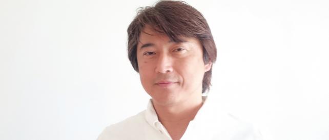 Masato Kosukegawa, creative director, Shiseido